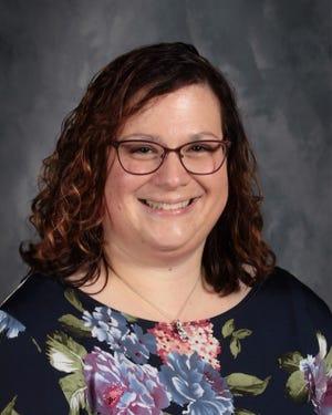 Angela Tynes named Camdenton R-III teacher of the week.