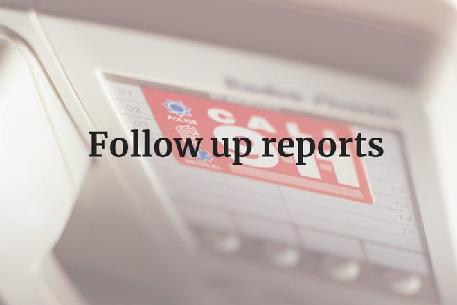 Police call follow up reports image