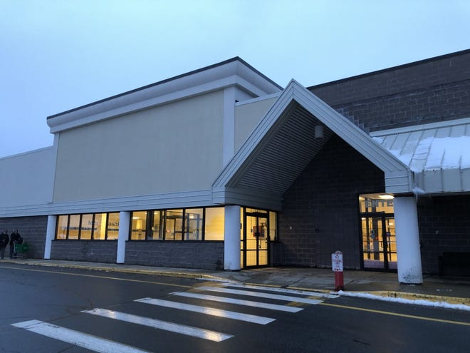 The new COVID-19 vaccination site at the former Marshalls department store in Sanford is now expected to officially open early next week.