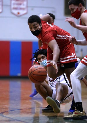 Xavier Hazard and the East Providence boys basketball team begin their quest toward a Division I title tonight when they travel to Providence to take on Central in a preliminary round playoff game.