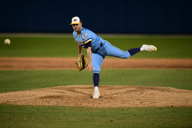 Green graduate and Kent State pitcher Jack Zimmerman is ready to get back on the field after the Flashes' 2020 campaign was cut short due to COVID-19.