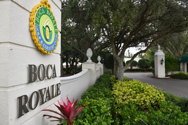 Boca Royale Golf & Country Club is a Neal Communities development in Englewood. The community with homes valued at more than $1 million received special access to the COVID-19 vaccine through a pop-up clinic staged at another development.