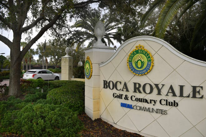 Boca Royale Golf & Country Club is a Neal Communities development in the Sarasota County part of Englewood.