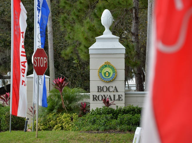 Residents of Boca Royale Golf & Country Club, which is in the Sarasota County potion of Englewood, were offered access to a vaccine pop-up clinic in a nearby affluent development across the Charlotte County line.