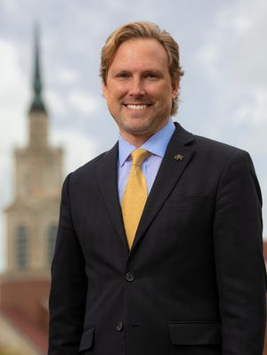 OBU President Dr. Heath A. Thomas will be inaugurated as the University's 16th president March 26.