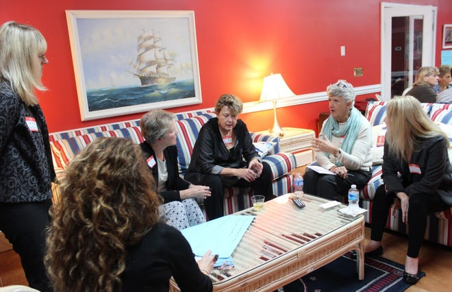 Women in Networking Discussion Group.