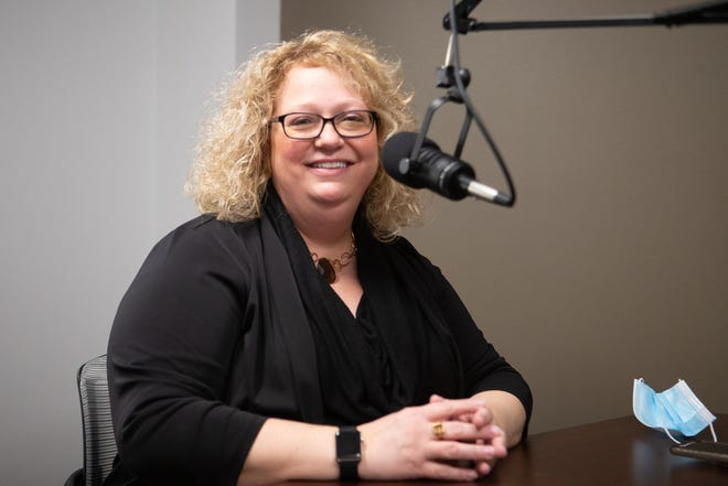 """Barbara Stapleton, vice president of business retention and talent initiatives for the Greater Topeka Partnership, sat down with Topeka Capital-Journal reporter India Yarborough earlier this month to participate in the paper's new """"It's Your Business"""" podcast."""