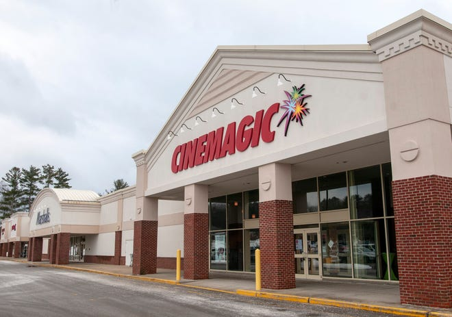 STURBRIDGE - The Cinemagic theater has closed for good. It opened in 2012.
