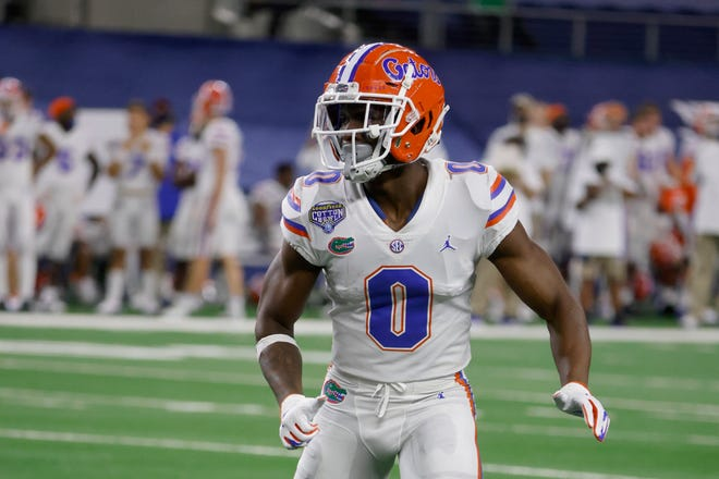 Florida plans to put senior defensive back Trey Dean III's versatility to good use.