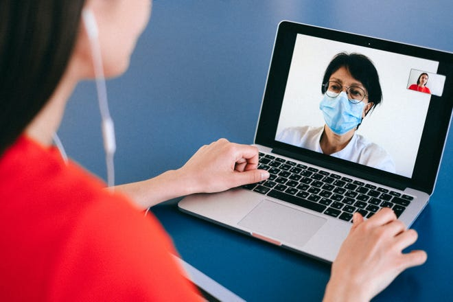 Telehealth is a growing way to access health care from wherever you are — at home, at work or even from your vehicle.