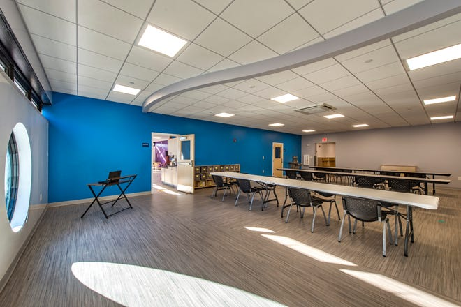 Kaplan Construction, a WBE general contractor and construction management firm providing comprehensive building programs across greater Boston, recently completed interior and exterior renovations and an addition to the Greater Lowell YMCA, 35 YMCA Drive.