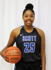 Scott senior Sofia Allen.