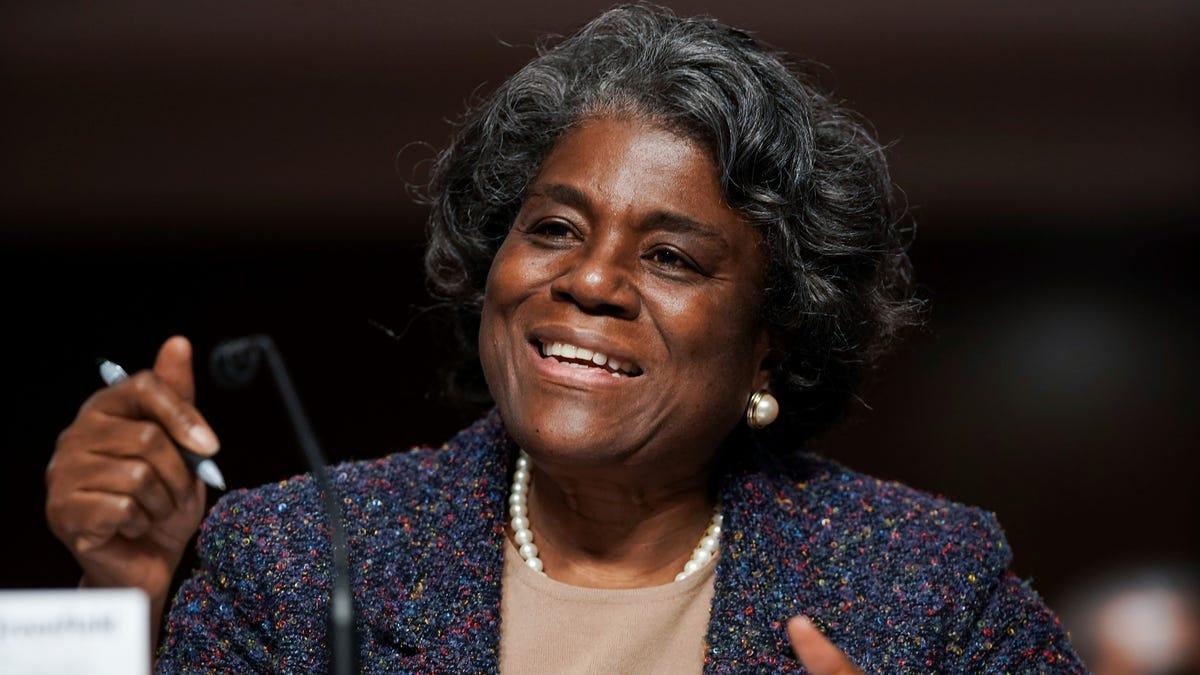 Linda Thomas-Greenfield approved as Biden's UN ambassador 3