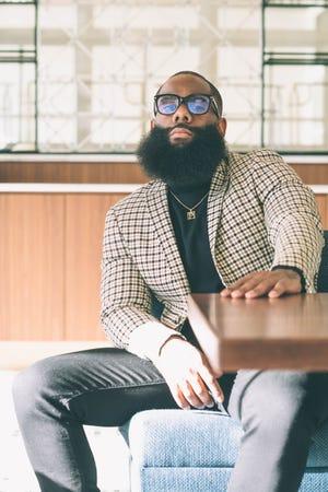Detroit hip-hop artist Pariis Noel