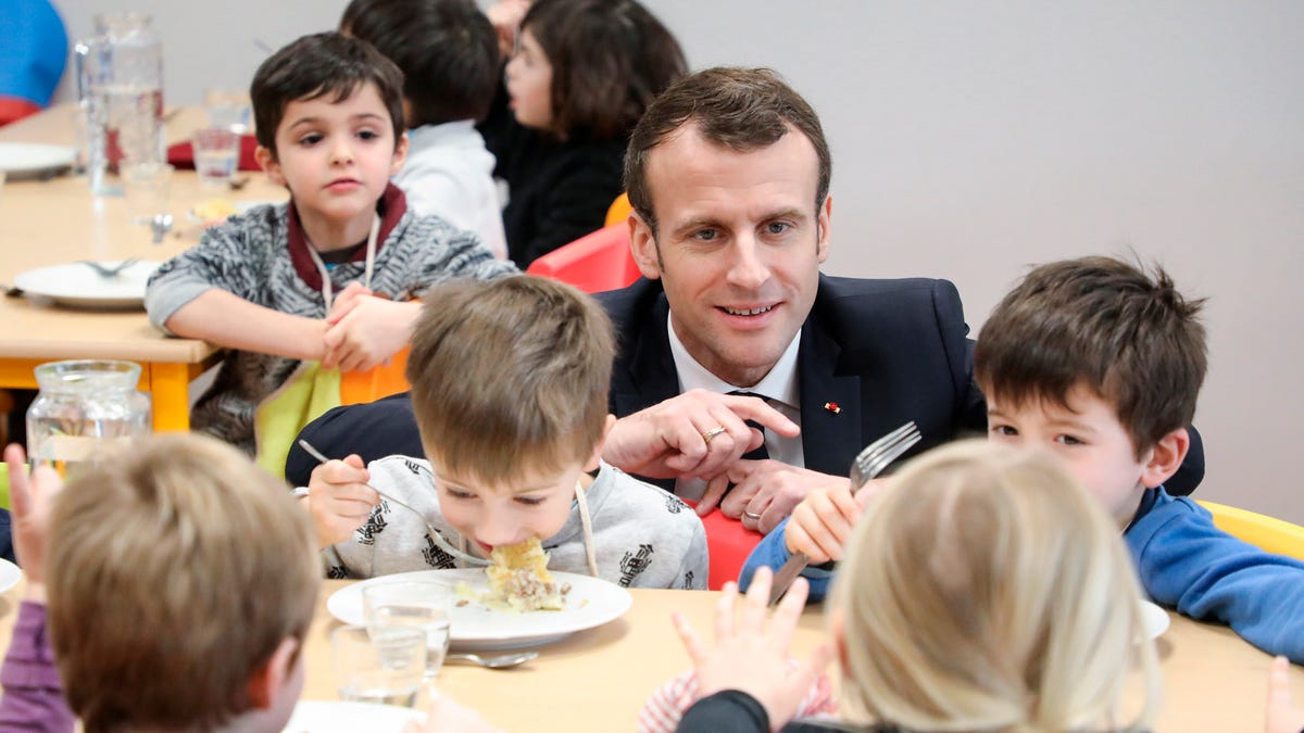 Food fight: Meat-free school meals spark furor in France 2