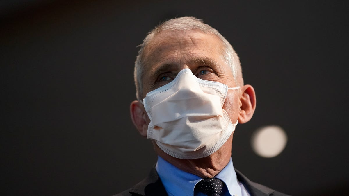 Fauci suggests rules for vaccinated may ease soon 1