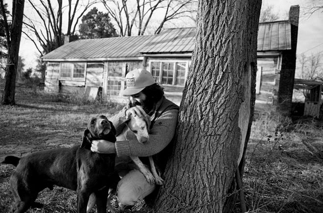 Hanging out with dogs is a human trait, dating some 50,000 years, or about 500,000 dog years.
