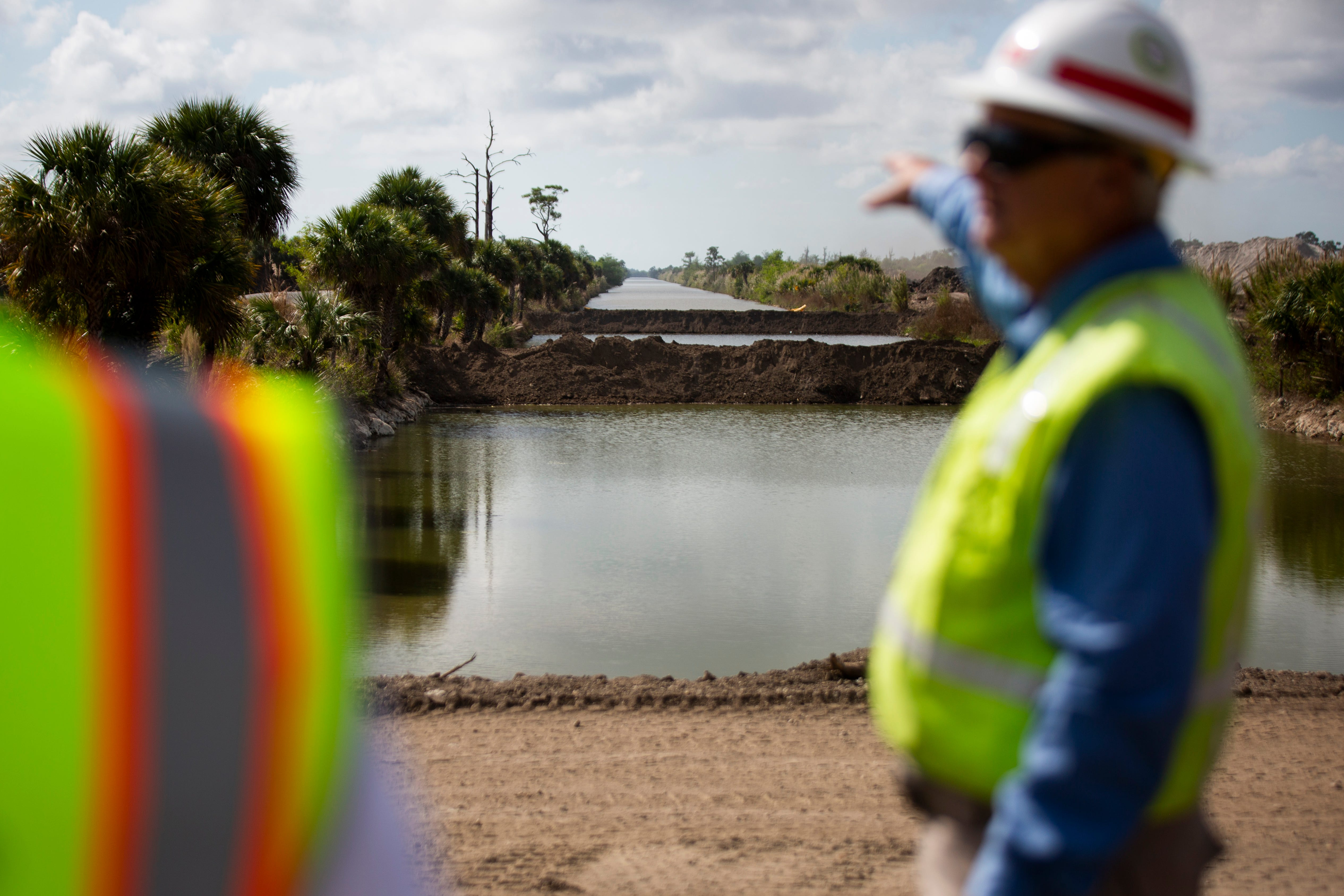 Picayune Strand restoration efforts moving forward with road removal, canal plugging 3
