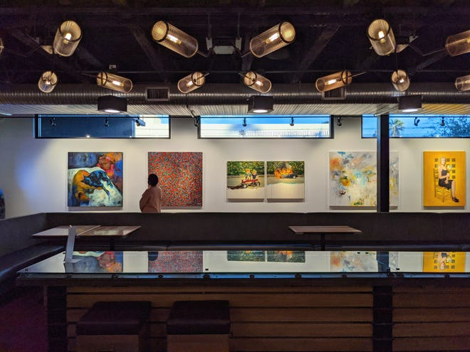 Artlink's Art Detour kicks off Feb. 27 and so does it's 21st Annual Juried Exhibition at FOUND:RE Contemporary art gallery. The exhibition features 85 Arizona artists.