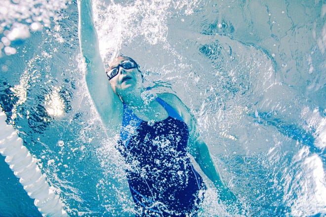 What started as an occasional racing heart gradually worsened, sapping her strength and endurance. After successful treatment for her arrhythmia, this athletic senior is back in the pool and moving on with her active, healthy life.