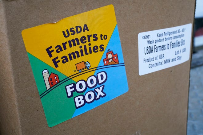 Agricultural groups and anti-hunger organizations are pushing the Biden administration to continue the Farmers to Families Food Box program launched by President Donald Trump that spent $6 billion to prevent farmers from plowing under food and instead provide it to millions of Americans left reeling by the coronavirus pandemic.