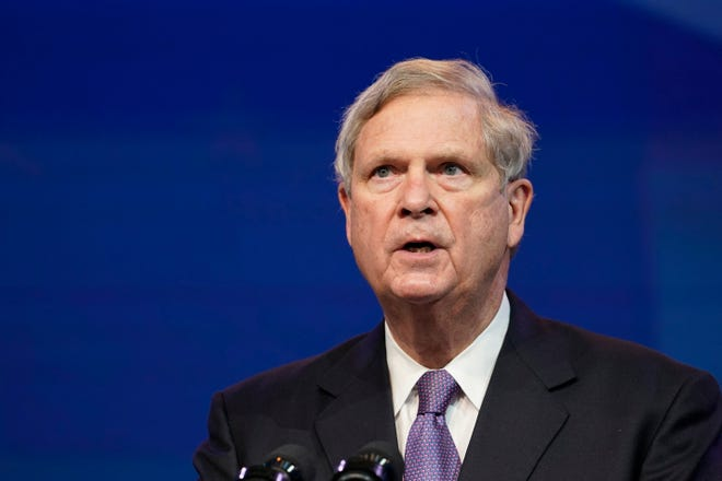 Already the second-longest-serving U.S. secretary of agriculture, former Iowa Gov. Tom Vilsack began an unprecedented return engagement Tuesday as the Senate confirmed his nomination to the post in the Biden administration.
