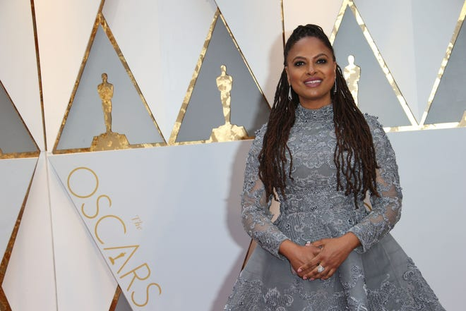Director Ava DuVernay on the red carpet during the 89th Academy Awards at Dolby Theatre in 2017. The filmmaker appears as part of SXSW Online on Friday.