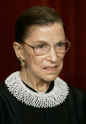The late Supreme Court Justice Ruth Bader Ginsburg is being honored at a special exhibit at the Maltz Museum in Beachwood.