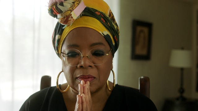 """Oprah Winfrey in Ta-Nehisi Coates' """"Between the World and Me"""""""