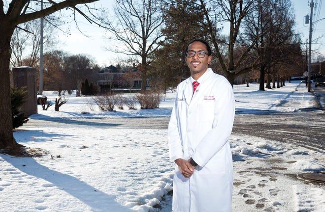 Dr. Joshua Joseph grew up on the Near East Side of Columbus.