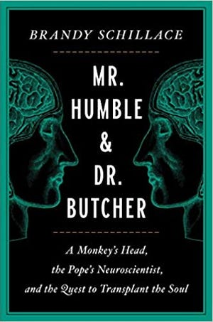 """""""Mr. Humble & Dr. Butcher"""" (Simon & Schuster, 320 pages, $27) by Brandy Schillace will be released Tuesday"""