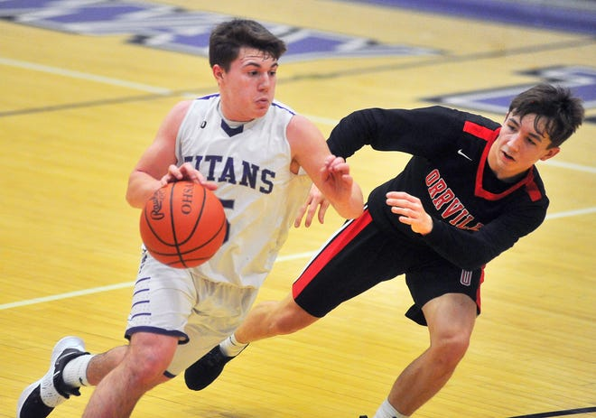 Triway's Zack Miller earned first-team All-PAC-7 honors in boys basketball, while Orrville's Daniel Malcuit earned honorable mention.