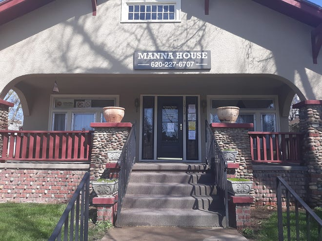 Manna House in Dodge City is seeking donations to replenish its food pantry.