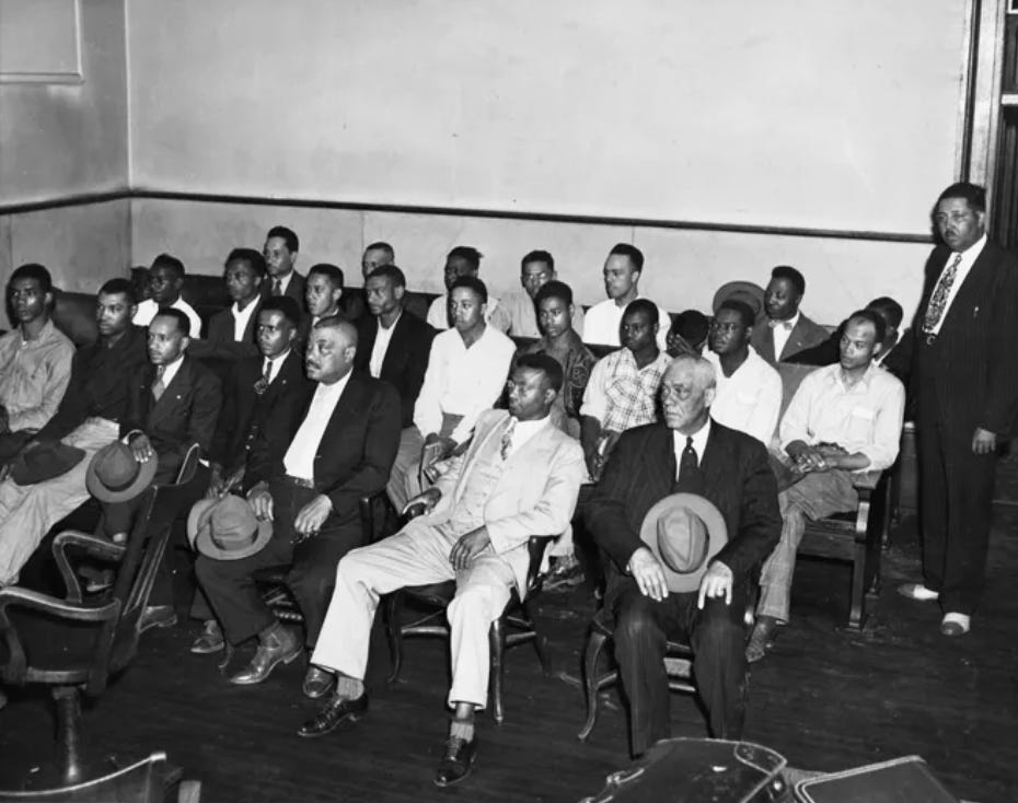 How 'Columbia race riots' in Tennessee sparked civil rights movement