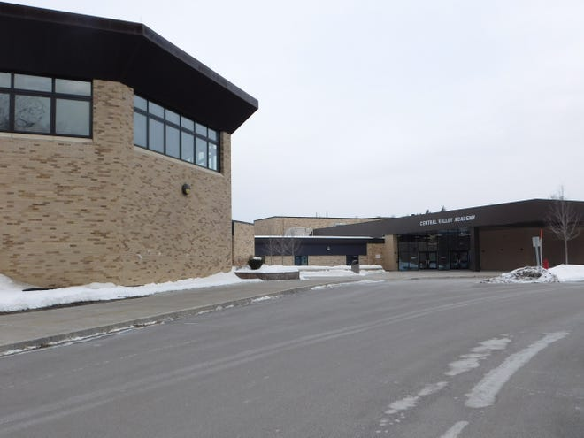 Central Valley Academy in Ilion houses Central Valley students in grades 9-12.