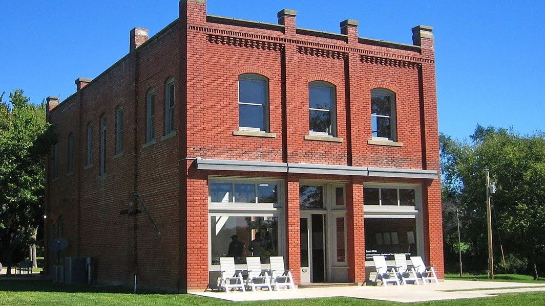 Smithsonian helps make culture, history vital in rural Kansas