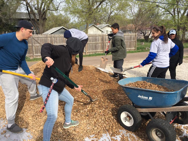 Homeowner applications for Brush Up Mac projects are due to the coalition March 15. It is then that organizers will have a feel for what kind of projects will be on the docket for this year.