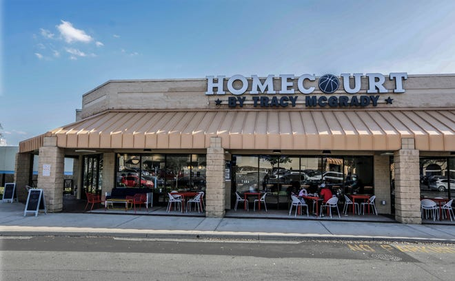 HomeCourt by Tracy McGrady has suffered staff and supply shortages as a result of COVID-19. The restaurant closed last weekend for a deep clean after COVID-19 cases among the staff.