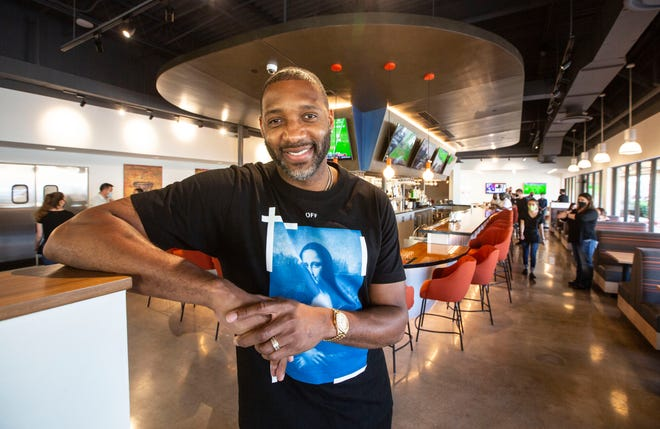 Tracy McGrady, an NBA hall-of-famer from Auburndale has opened his long-awaited HomeCourt restaurant and bar at Lakeland's Merchant's Walk. The opening was delayed by months because of the COVID-19 pandemic.