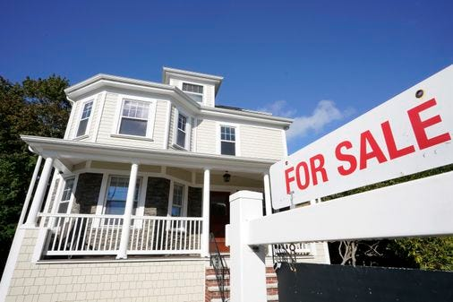 More home sales were recorded last month in Massachusetts than in any January in more than 20 years, according to The Warren Group.