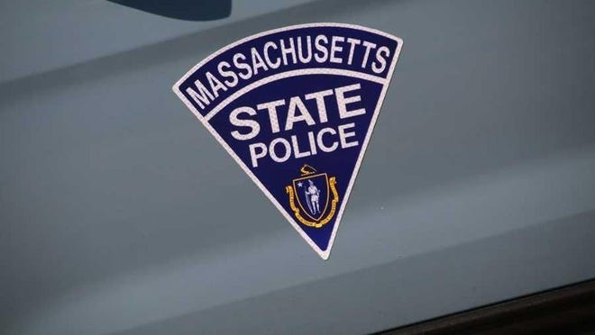 State police say a 50-year-old man was killed in a two-car crash Tuesday night on Rte. 1 in Wrentham.