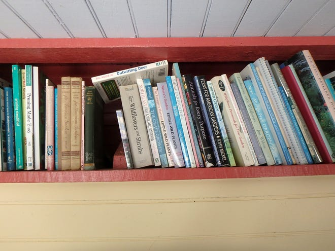 Henry will never have too many gardening books. Read up now to get ready for the growing season ahead.