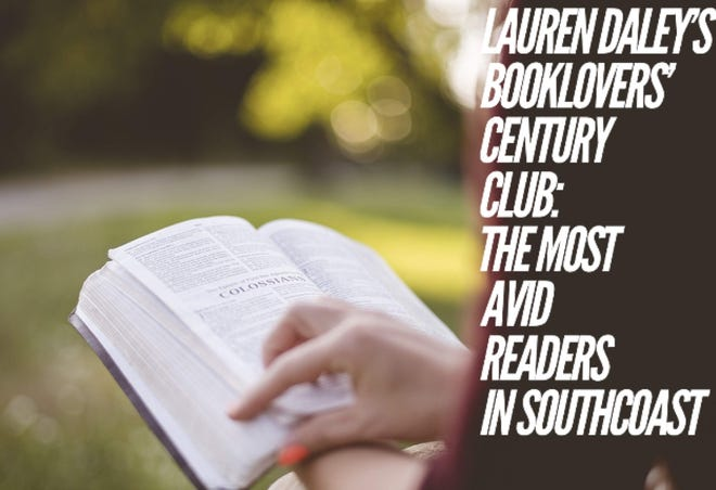 The BookLover's Century Club's membership is the highest it has been since its creation by Standard-Times columnist Lauren Daley.