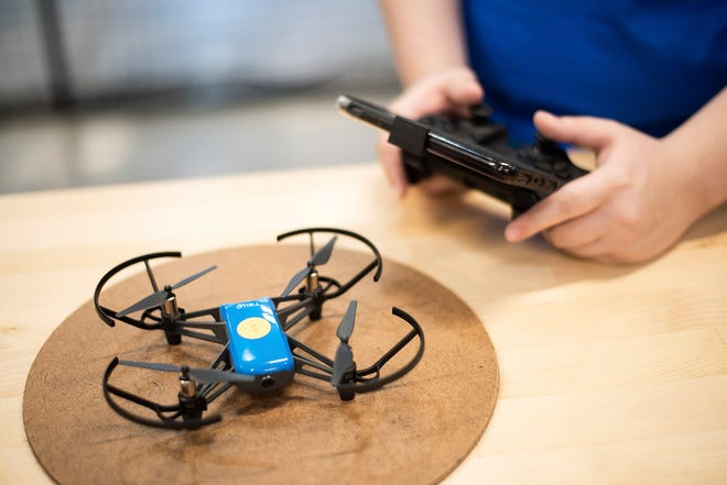 Area middle, high school, and college students can now register for a drone competition to be held at the Pitsco Idea Shop in downtown Pittsburg in late March through mid-April.