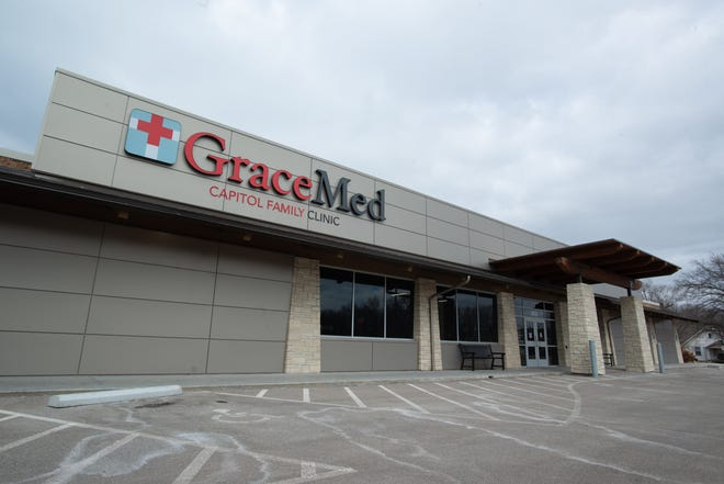 GraceMed, including the Capitol Family Clinic at 1400 S.W. Huntoon St., will start receiving allocations of the Moderna COVID-19 vaccine in the coming weeks.
