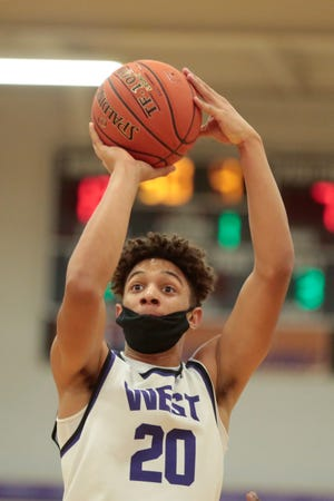 After helping lead Topeka West to one of the best seasons in school history, including a runner-up finish at the Class 5A state tournament, Charger senior Trevion Alexander was named first-team All-Class 5A by the Kansas Basketball Coaches Association on Monday.
