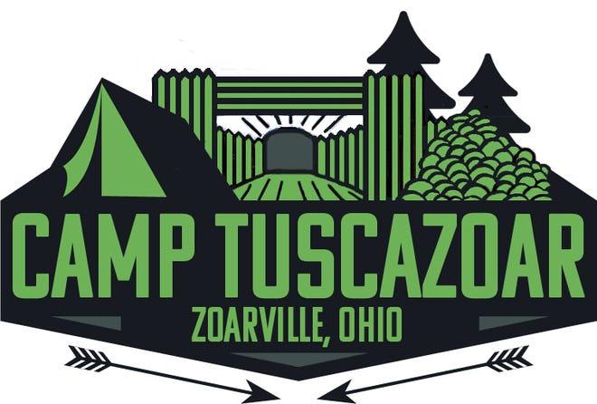 Camp Tuscazoar Logo.