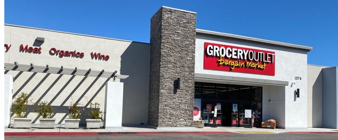 The Hi-Desert Plaza in Victorville will be home to the Grocery Outlet, a supermarket that offers discounted, overstocked and closeout products. Officials expect a summer opening.