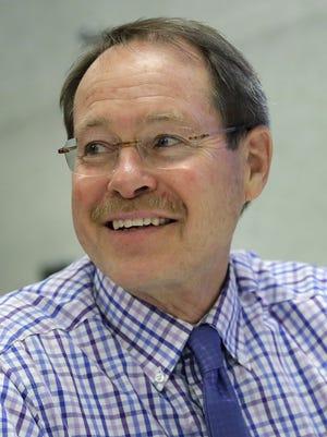 Appleton Health Officer Kurt Eggebrecht