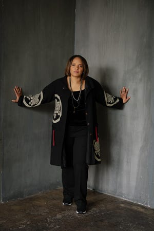 Jazz drummer and educator Terri Lyne Carrington has also served as artistic director of Detroit's Carr Center.